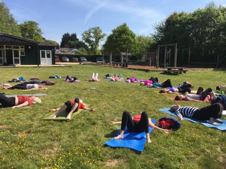 East Boldre Multilevel Yoga