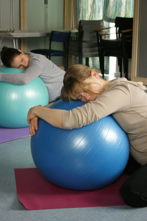 Birth preperation Yoga