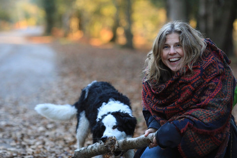 Ruth Bush Yoga in the New Forest