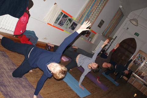 Multilevel yoga