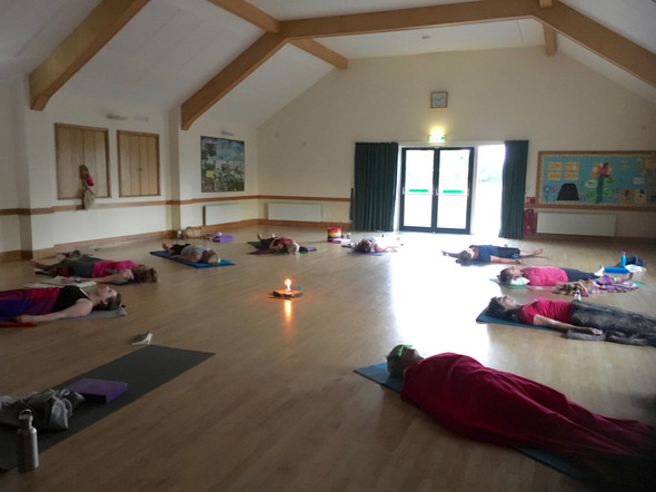 Tuesday evening Multilevel class in Pilley