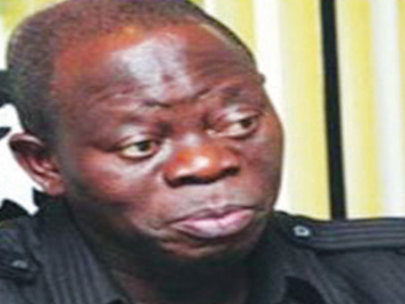 Breaking: Oshiomhole Under House Arrest As APC Rally Fails To Hold (This Morning)
