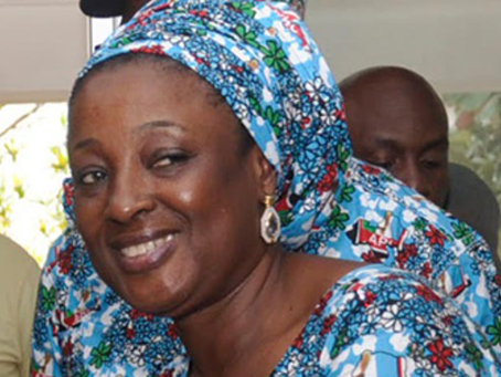 F**k That! Edo First Lady Position is on the ballot. They Must Campaign!