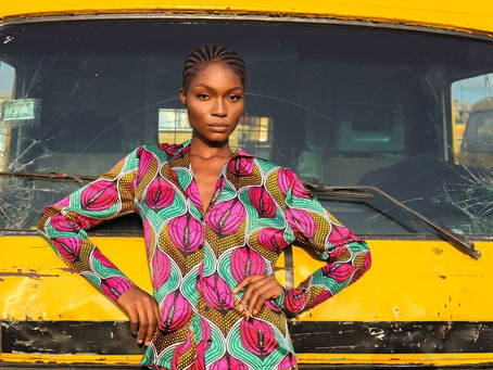 How Nigerian British Designer Irene Agbontaen is Helping To Put Nigeria On The Fashion Map.