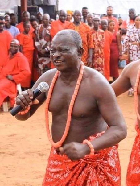 Veteran Actor Daniel Uwadiae has passed away