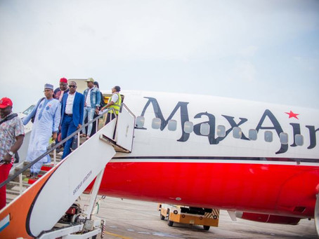 Max Air, Azman Air commence flight operations to Benin