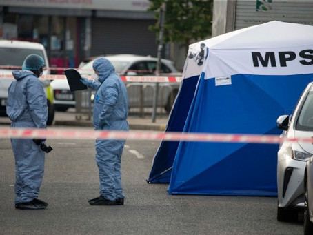 UK Police Name Esther Egbon and Igie Erabor as The Victims in a Double Murder