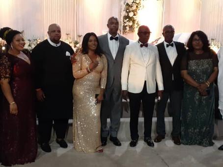 Exclusive White Wedding Pictures: Princess Ivie Erediauwa and Ahabue Ezekiel