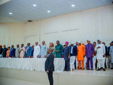 New Rules: Obaseki Warns New SSAs, Zero Tolerance for Corruption and Incompetence.
