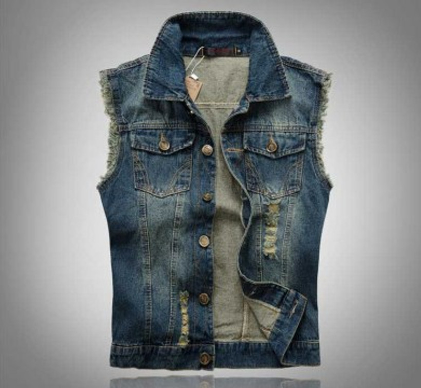 2014-New-Fashion-Designer-Mens-Sleeveless-Jeans-Short-Jacket-Jeans-Vest-Motorcycle-Jeans-Men-Denim-Vest