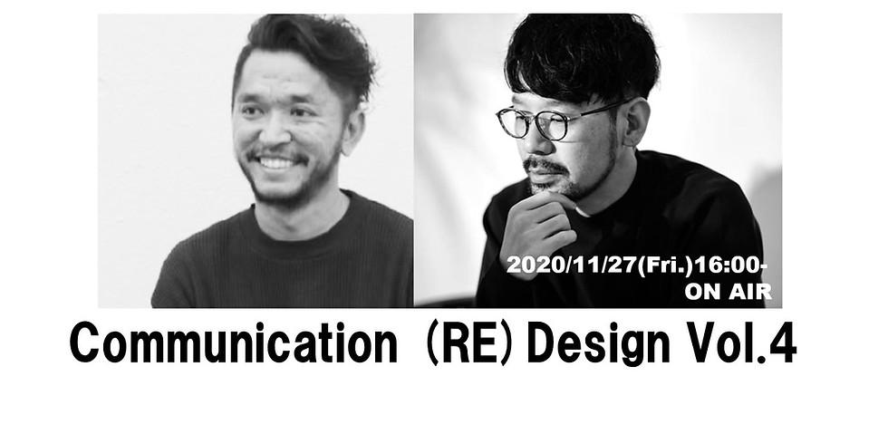 Communication (RE) Design Vol.4 (1)