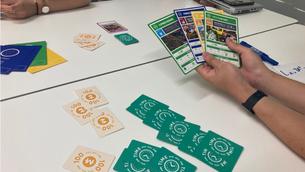 サステナビリティ・アンバサダー活動日記 Vol.1 ~SDGsを学ぶカードゲーム『2030 SDGs 』に挑戦!~