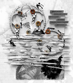 'transprogramming' collage