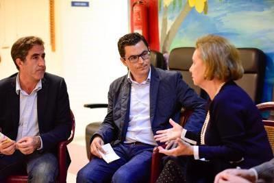 El vicepresidente del Gobierno de Canarias destaca la importante labor que desempeñan las ONG