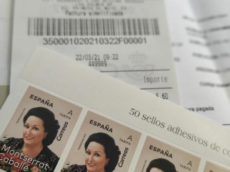 Acompañamiento por correo postal en el CSS El Pino