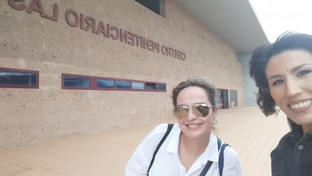 Vuelta a la actividad de voluntariado en los Centros Penitenciarios Las Palmas I y Las Palmas II