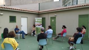 Sesión-coloquio dirigido a los voluntarios de Iniciativas Humanas (20/05/2021)