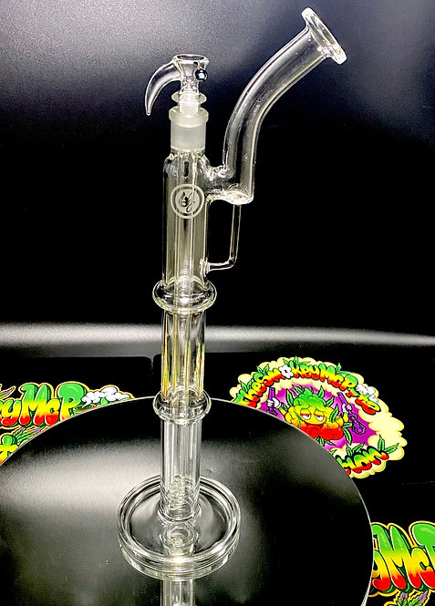 "OJ Flame King Bub 19"" w/ Opals"