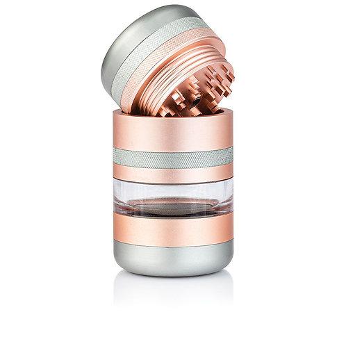 Kannastor GR8TR Jar Body Grinder - Rose Gold