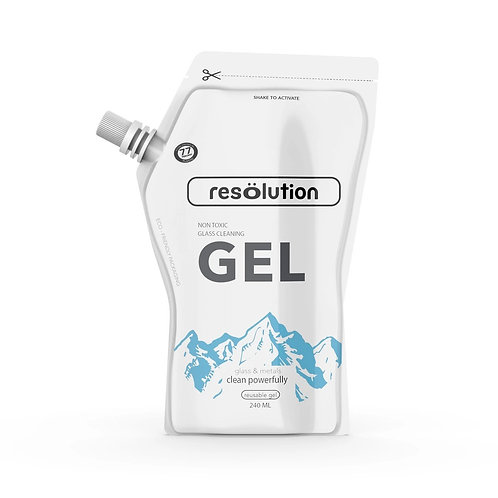 Res Gel - Glass Bong Cleaner & Pipe Cleaning Solution