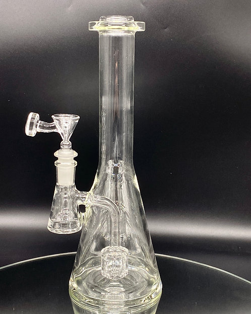 Williams Glass Excalibur 14mm w/ Built-In Ash Catcher