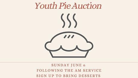 Sunday June 5 Following the am service-2