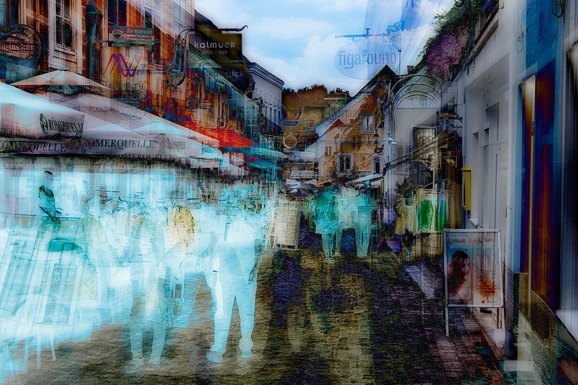 blauewelle-durchflutet die stadt