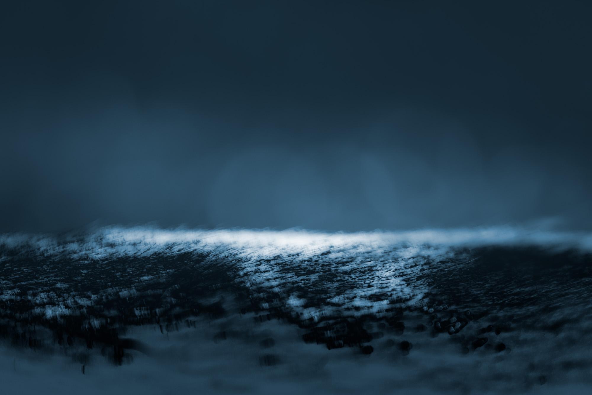 sea and moonlight
