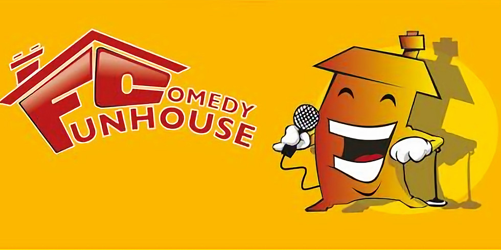 Funhouse Comedy, Newcastle under Lyme