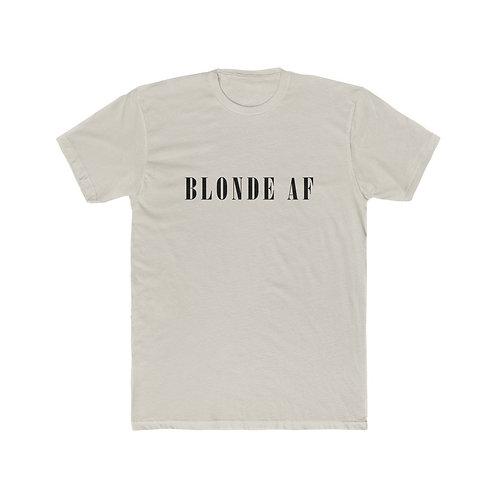 Men's Blonde AF Tee