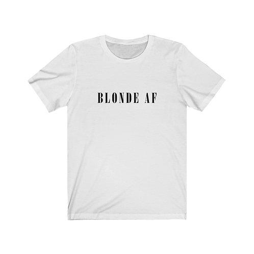 Blonde AF Tee