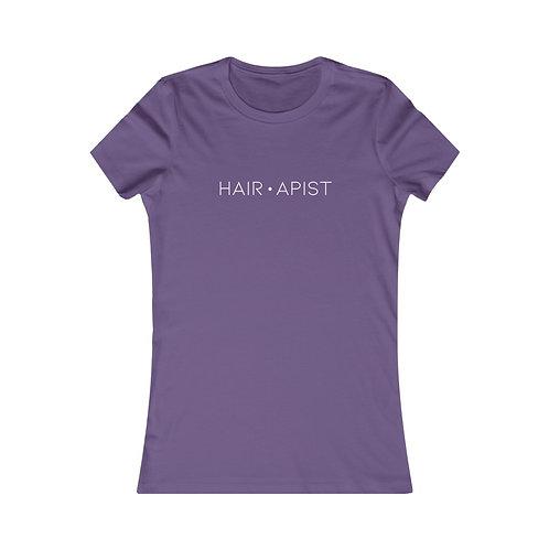 Hair · apist Tee - Fitted