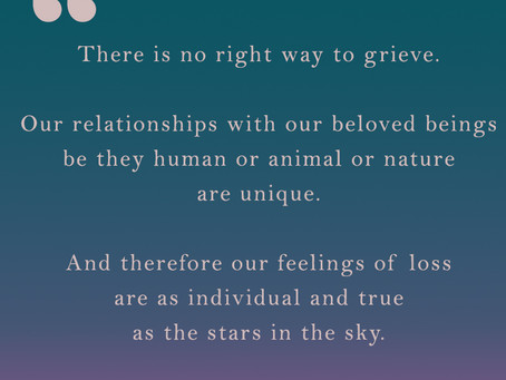 The Diversity of Grief