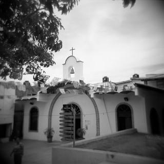 Iglesia en Plaza de la Ciudad