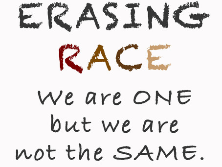 Erasing Race: The Dangers of Individualism, White Privilege, and Spiritual Bypassing