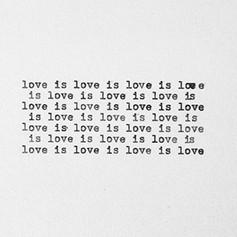 love is love No. 1