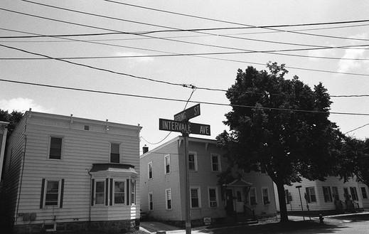 Intervale Ave. & Spring St.
