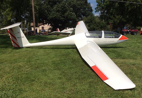 Grob 103 Twin Astir Acro II