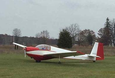 SCHEIBE SF-25C Motor Glider