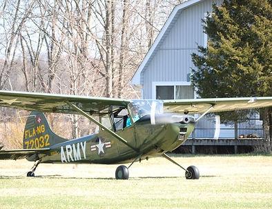 Ector L-19, Cessna 305A