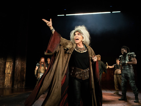 Troilus and Cressida - Royal Shakespeare Company