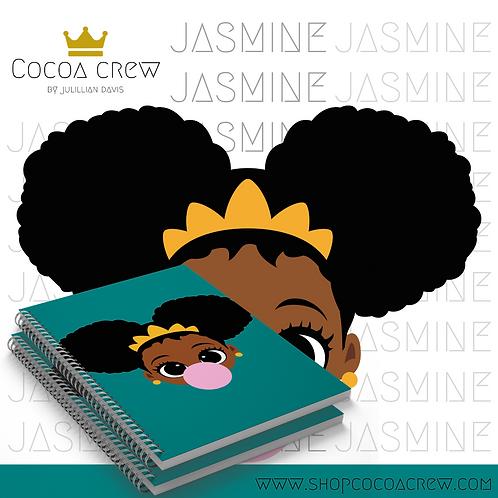 """""""Jasmine"""" TEAL"""