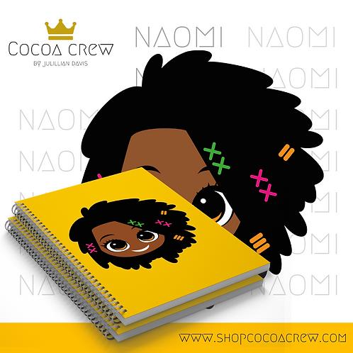 """""""Naomi"""" AMBER"""