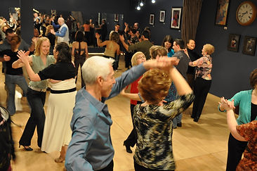 Social Dance Studio offers Salsa Swing Ballroom Dance Lessons. We personalized private lessons, wedding choreography, and group classes just for you.