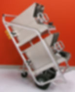 Hand Cart for SCBA cylinder holder carrier