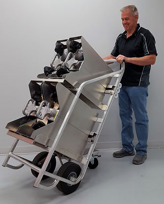 Mobile Hand Cart
