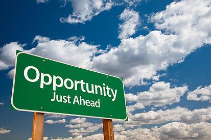 bigstock-Opportunity-Just-Ahead-Green--1