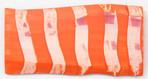 Windsock  acrylic on wood 170×340×15mm