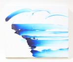 Coast line  acrylic on wood 190×235