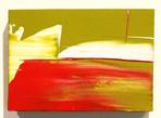 Street Cakes 1  acrylic on wood 140×100